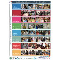 MEDITES Phase 1 - Poster of Learning path OCEAN: OBSERVATION AND DISCOVERY-8
