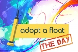 « adopt a float » day - 2014